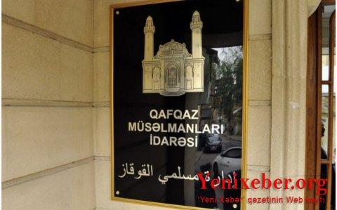 Qafqaz Müsəlmanları İdarəsi ləğv edilməidir!-