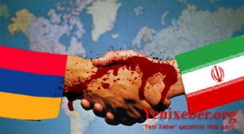 Ermənistanın arxasında gizlənən İran -