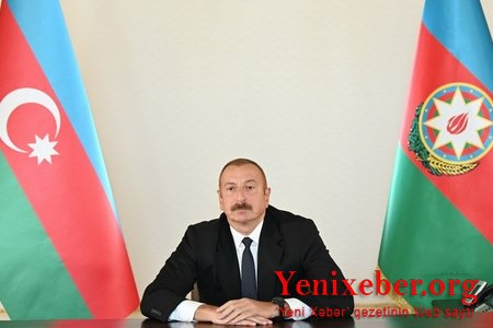 İlham Əliyev yeni qanunu təsdiq edib-