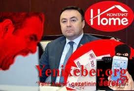 Deputat Elnur Allahverdiyevin XUDMANİ TROL ŞƏBƏKƏSİ...-