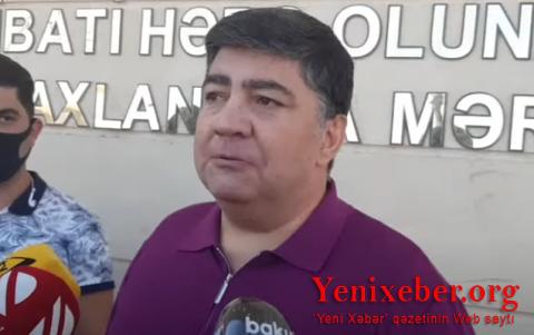 Ramiz Mehdiyevin kürəkənindən PREZİDENTƏ ŞİKAYƏT OLUNDU-