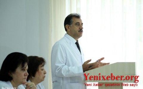 """Azər Xudiyevin yarıtmazlığı: Kliniki Uşaq Xəstəxanasında camaatı soğan qabığı kimi """"soyurlar""""-"""