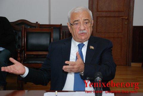 AHİK sədri Səttar Möhbalıyev  -